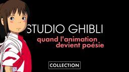 Collection Studio Ghibli : quand l'animation devient poésie