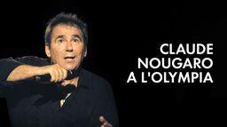 Claude Nougaro à l'Olympia