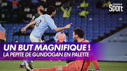 Le but d'Ilkay Gundogan contre Tottenham à 360° ! : Premier League - 24ème journée