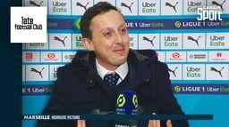 L'appel à l'unité de Pablo Longoria après Marseille / Nice : Late Football Club