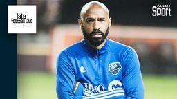 Thierry Henry de retour en Angleterre ? : Late Football Club
