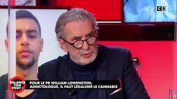 """William Lowenstein, addictologue : """"Une société sans drogue, ça n'existe pas"""""""