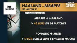 Haaland / Mbappé : les héritiers ? : Late Football Club