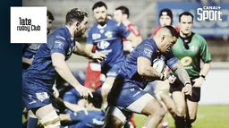 Le résumé de Colomiers / Béziers : Late Rugby Club