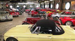 Trésors de garage : 30 jours pour le salon rétromobile