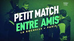 Le résumé de La Rochelle / Stade Français : TOP 14