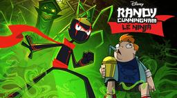 Randy Cunningham Le Ninja