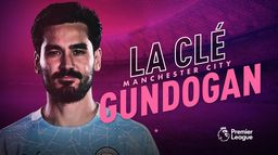 Gundogan, la clé de Manchester City ? : Premier League