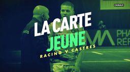 Le résumé de Racing / Castres : Canal Rugby Club