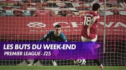 Les buts du week-end / Premier League - J25 : Premier League