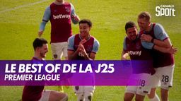 Le best of de la J25 : Premier League