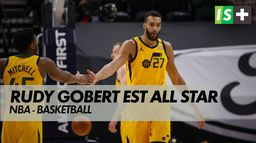 Rudy Gobert sélectionné au All-Star Game : NBA - Basketball