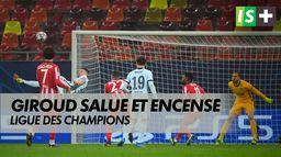 """Olivier Giroud : """"facteur important pour le groupe"""" : Ligue des Champions"""