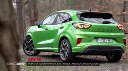 Puma St. Countryman JCW, Ateca : Mini SUV, Maxi plaisir !