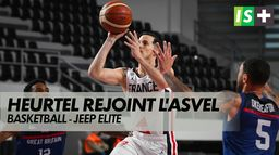 Thomas Heurtel rejoint l'ASVEL : Basketball - Jeep Elite