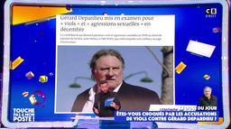Gérard Depardieu mis en examen pour viols