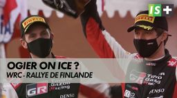 Ogier on ice ? : WRC - Rallye de Finlande