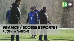 France / Écosse reporté : Rugby - 6 Nations