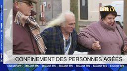 Brankin news : confinement des personnes âgées - Groland - CANAL+