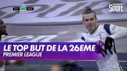 Le TOP but de la 26ème journée : Premier League