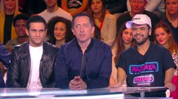 Blagues, fous rires... Gad Elmaleh, Malik Bentalha, Franck Gastambide font le show dans TPMP