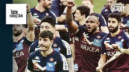 Qualif Top 14 : 2 fauteuils pour 6 : Late Rugby Club