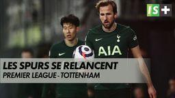 Les Spurs se relancent - Premier League : Premier League