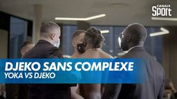 Djeko sans complexe face à Tony Yoka : Yoka - Djeko