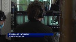 Exclu Tournage - Goliath