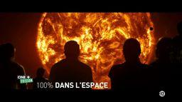 100% dans l'espace