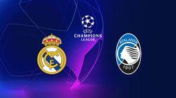 Real Madrid / Atalanta Bergame