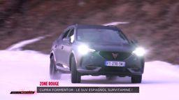 CUPRA Formentor : le SUV espagnol sur-vitaminé !