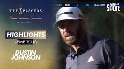 Highlights Dustin Johnson : The Players - 4ème tour