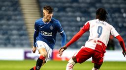 Glasgow Rangers / Slavia Prague