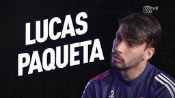 La chanson de Lucas Paquetá pour les supporteurs de l'OL ! : Canal Football Club