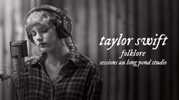 Taylor Swift : Folklore Sessions au long pond studio