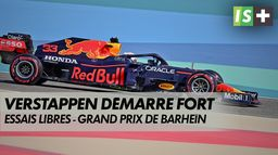 Le débrief des premiers essais libres du Grand Prix de Bahreïn : formule 1