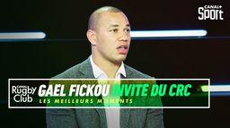 Gaël Fickou invité du CRC : les meilleurs moments : Canal Rugby Club