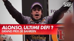 Fernando Alonso, ultime défi ? : Grand Prix de Bahreïn