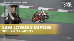 Brillante victoire de Sam Lowes : Grand Prix du Qatar