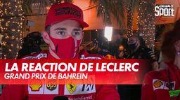 Leclerc et la performance des Ferrari : Grand Prix de Bahreïn