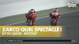 Zarco quel spectacle ! : Grand Prix du Qatar