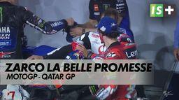 Zarco, la belle promesse : MotoGP Qatar