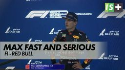 Max Verstappen, fast and serious : Formule 1 - Red Bull