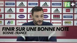 Finir sur une bonne note contre la Bosnie : Qualifs Mondial 2022 : Bosnie - France