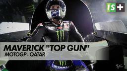 """Maverick """"Top gun"""" Vinales : MotoGP - Grand prix du Qatar"""