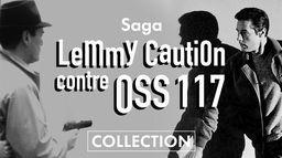 Cycle Lemmy Caution contre OSS 117