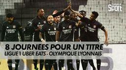 L'OL doit lancer son sprint : Ligue 1 Uber Eats