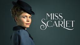 Miss Scarlet, détective privée