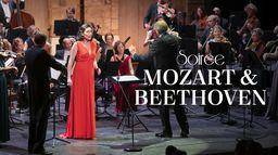 Soirée Mozart & Beethoven au Théâtre de l'Archevêché - Aix-en-Provence 2020